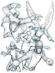 X-MEN by Wieringo
