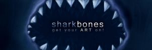 Sharkbones Banner by sumopiggy
