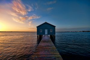 The boat shed. by ozlizard