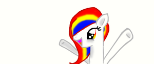 pony oc: Primary Color by PeppermintBowtie