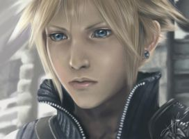 Cloud Strife by HesterTatnell