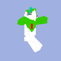 Minecraft Skin - Gallade by phazonfarmer