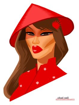 Jujubee by shadcell