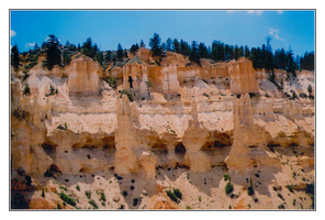Bryce - 07 - Stone Balcony by michaeltoe