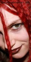 Red Hair ID by Xerces