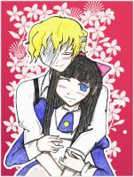Aya and Dio by Danielle-chan