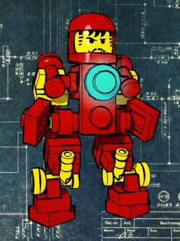 Ironman Mk IV by GBREAL