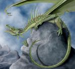 Dragon by Abydell