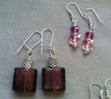 earings for sale by asuo