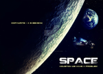Cover Art Commission - Space by Aty-S-Behsam