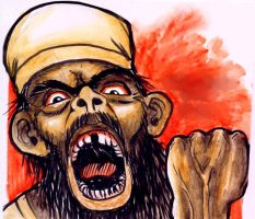 The Face of Modern Islam by Frohickey