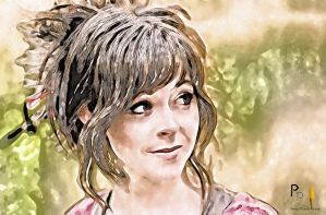 PencilPixels-lindsey stirling2 by PencilComic