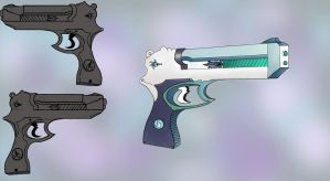 Beretta Concept Assignment by Airadelle