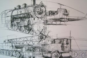 Machines by Ancreathe