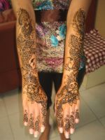 Henna for Someone 5 by Curlykutti