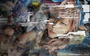 Lightning FFXIII WP by Hallucination-Walker