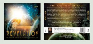 Revelation CD cover by Emberblue