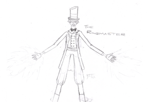 The Ringmaster by EclecticWhiteRaven