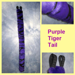 Purple Tiger Tail by Lascivus-Lutra