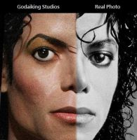 BAD2.0 final sculpt vs Real MJ by godaiking
