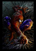 Amazing Spiderman by johnercek