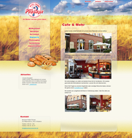 Breadshop - Website by medienvirus
