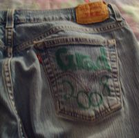 Grad 2008 On My Jeans by Haruka--chan
