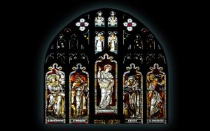 Burne-Jones Glass by horai