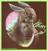Easter 2009 by Black--Sh33p