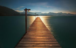 Pier by kohchangphotography