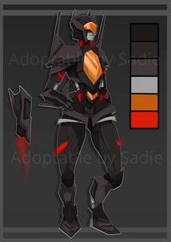 TF Adoptable (SOLD) Paypal by SadievW