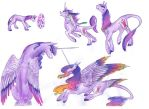 Twilight Sparkle's timeline by Dawn22Eagle