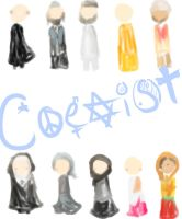 coexist by birdswii