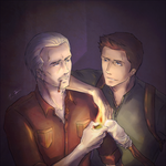 Uncharted: Gimme a light by wolf-zaa