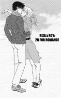 Riza X Roy: 2R For Romance by opfanart