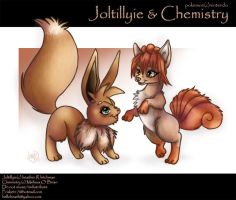 Joltillyie and Chemistry by helloheath