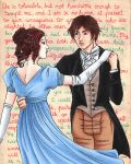 Pride And Prejudice by Liraen