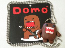 Domo Clay Necklace by lemon-stockings