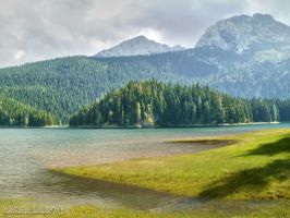 Black Lake by crowen