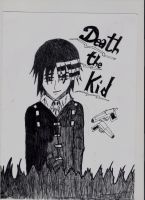 Death The Kid by JessicaL98000