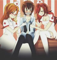 Halloween - Jullietopian nurses are... by Maggie-and-Day