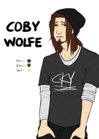 OC: Coby Wolfe by strxbe