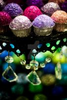 Glitter Candies. by HypnoticPhotography