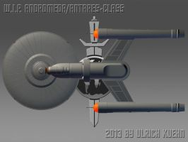 W.I.P. ANDROMEDA/ANTARES-CLASS Ortho-006-Under by ulimann644
