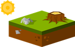Isometric Experiment #1 by Limey-Boy