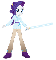 Jedi Master Rarity by Amante56