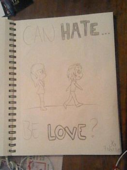 Hate Or Love  ? by janick01