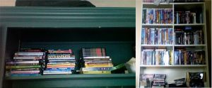 Biggest Movie Collection EVAH by Trej-Raj
