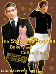 The Stars and Scones Bakery and Coffee Shop by Robinade