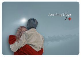 Anything Helps by ScytheDesigner